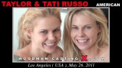 Taylor and Tati Russo
