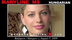Check out this video of Maryline Ms having an audition. Erotic meeting between Pierre Woodman and Maryline Ms, a Hungarian girl.