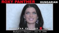 Watch Roxy Panther first XXX video. Pierre Woodman undress Roxy Panther, a Hungarian girl.