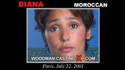 Access Diana casting in streaming. Pierre Woodman undress Diana, a Moroccan girl.