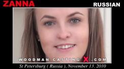 Access Zanna casting in streaming. Pierre Woodman undress Zanna, a Russian girl.