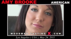 Look at Amy Brooke getting her porn audition. Erotic meeting between Pierre Woodman and Amy Brooke, a American girl.