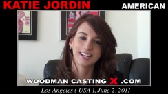 Access Katie Jordin casting in streaming. Pierre Woodman undress Katie Jordin, a American girl.