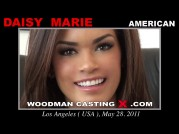 Casting of DAISY MARIE video