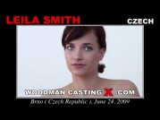See the audition of Leila Smith