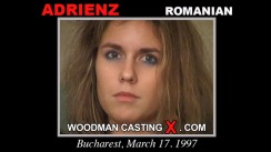 Casting of ADRIENZ video