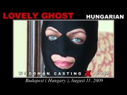 See the audition of Lovely Ghost
