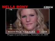 See the audition of Nella Bony