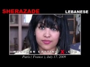 See the audition of Sherazade