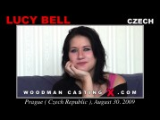 See the audition of Lucy Bell