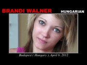 Casting of BRANDI WALNER video