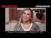 See the audition of Alissya