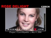 Casting of ROSE DELIGHT video