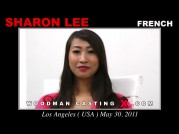 See the audition of Sharon Lee