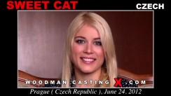 Casting of SWEET CAT video