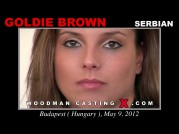 See the audition of Goldie Brown