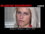 See the audition of Blanche Bradburry