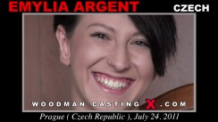 Casting of EMYLIA ARGENT video