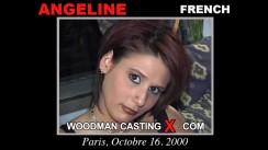 Check out this video of Angeline having an audition. Erotic meeting between Pierre Woodman and Angeline, a French girl.