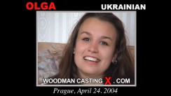 Check out this video of Olga having an audition. Erotic meeting between Pierre Woodman and Olga, a Ukrainian girl.