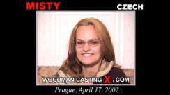 Check out this video of Misty having an audition. Erotic meeting between Pierre Woodman and Misty, a Czech girl.