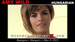 Watch our casting video of Amy Wild. Erotic meeting between Pierre Woodman and Amy Wild, a Hungarian girl.