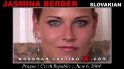 Access Jasmina Berber casting in streaming. Pierre Woodman undress Jasmina Berber, a Slovak girl.