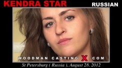 Check out this video of Kendra Star having an audition. Pierre Woodman fuck Kendra Star, Russian girl, in this video.