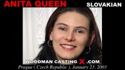 Check out this video of Anita Queen having an audition. Erotic meeting between Pierre Woodman and Anita Queen, a Slovak girl.