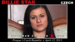 Casting of BILLIE STAR video