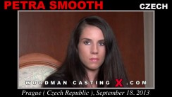 Download Petra Smooth casting video files. Pierre Woodman undress Petra Smooth, a Czech girl.
