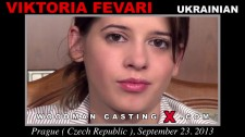Viktoria Fevari