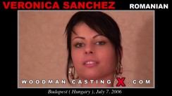Check out this video of Veronica Sanchez having an audition. Erotic meeting between Pierre Woodman and Veronica Sanchez, a Hungarian girl.
