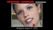 Peaches Johnson