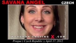 Access Savana Angel casting in streaming. Pierre Woodman undress Savana Angel, a Czech girl.