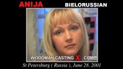 Download Anija casting video files. Pierre Woodman undress Anija, a Belarusian girl.