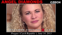 Check out this video of Angel Diamonds having an audition. Pierre Woodman fuck Angel Diamonds, Czech girl, in this video.