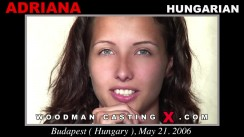Casting of ADRIANA video
