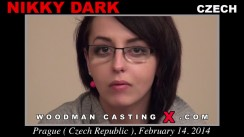 Check out this video of Nikky Dark having an audition. Erotic meeting between Pierre Woodman and Nikky Dark, a Czech girl.