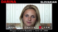 Watch our casting video of Darina. Erotic meeting between Pierre Woodman and Darina, a Slovak girl.