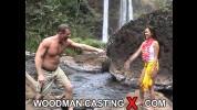 Sabrine Maui - BTS - waterfall + 1 boy