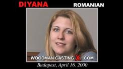 Access Diyana casting in streaming. Pierre Woodman undress Diyana, a Romanian girl.