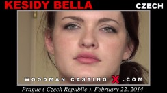 Look at Kesidy Bella getting her porn audition. Erotic meeting between Pierre Woodman and Kesidy Bella, a Czech girl.