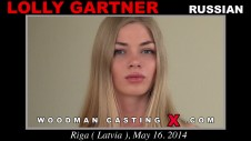 Sex Castings Lolly gartner