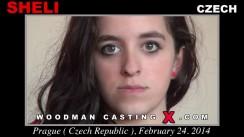 Access Sheli casting in streaming. Pierre Woodman undress Sheli, a Czech girl.