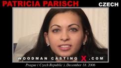 Access Patricia Parisch casting in streaming. Pierre Woodman undress Patricia Parisch, a Czech girl.