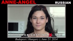 Look at Anne-angel getting her porn audition. Erotic meeting between Pierre Woodman and Anne-angel, a Russian girl.