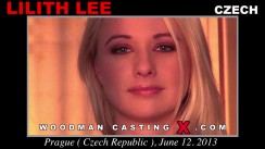 Watch our casting video of Lilith Lee. Pierre Woodman fuck Lilith Lee, Czech girl, in this video.