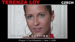 Watch Terenza Loy first XXX video. Pierre Woodman undress Terenza Loy, a  girl.