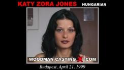 Download Katy Zora Jones casting video files. Pierre Woodman undress Katy Zora Jones, a Hungarian girl.